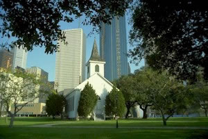 Downtown Houston Green Space